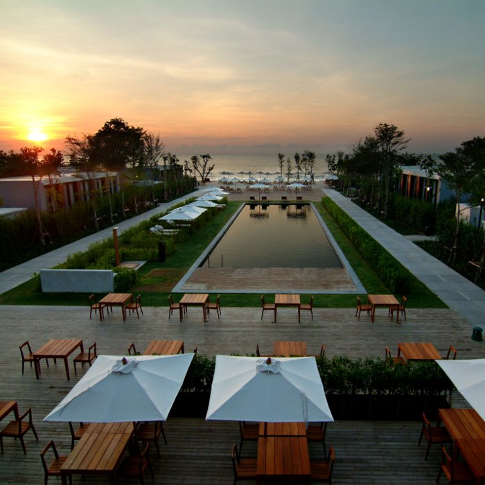 Hotel De La Paix Hua Hin Managed by Accor