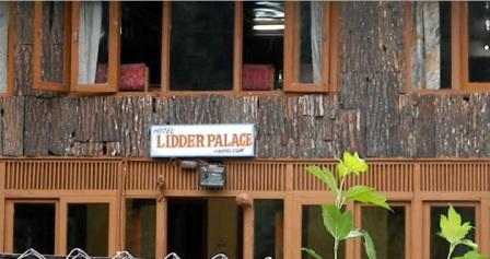 Hotel Lidder Palace