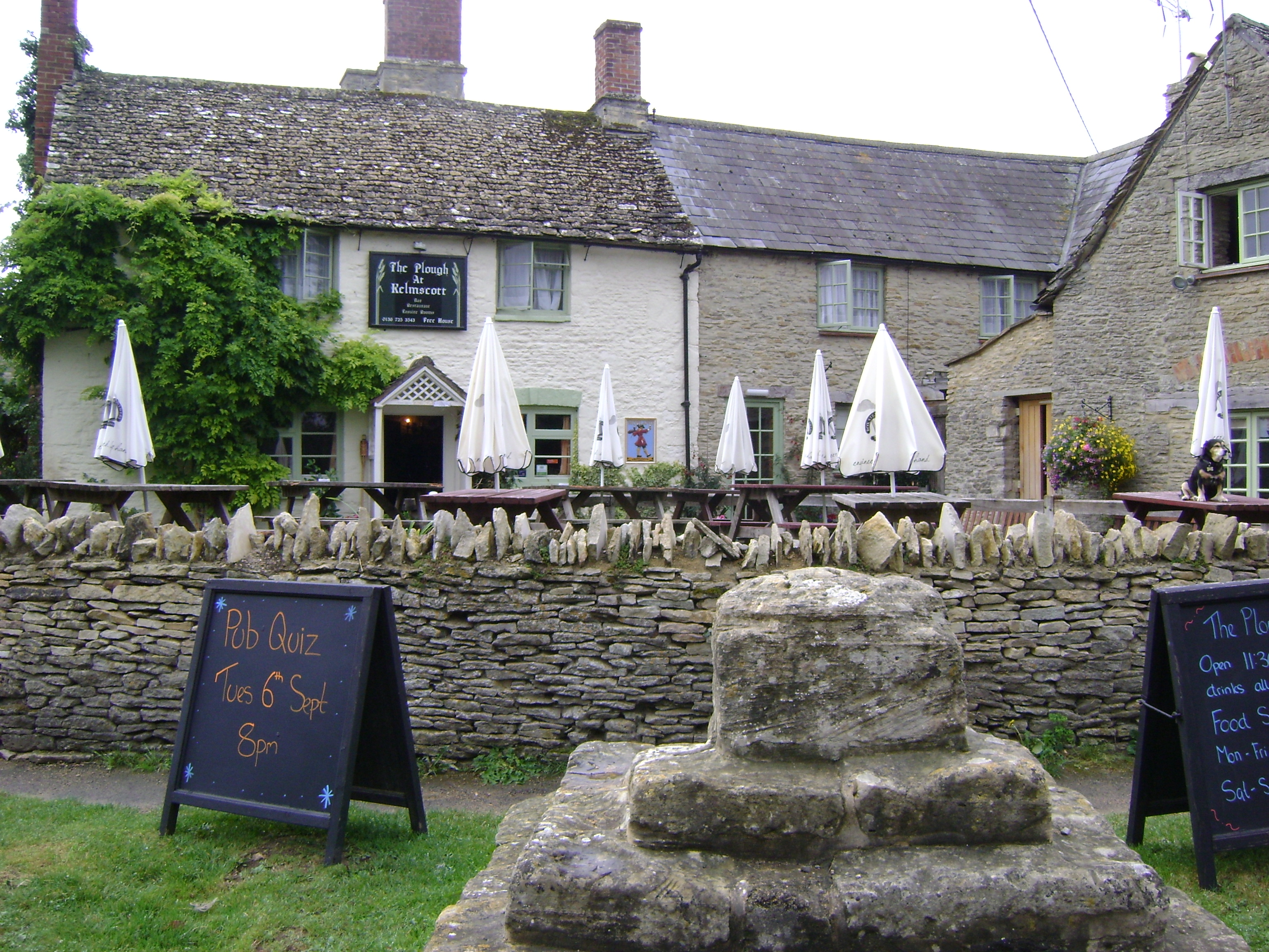 The Plough at Kelmscott