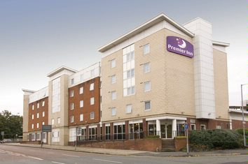 Premier Inn Manchester City Centre (Deansgate Locks)