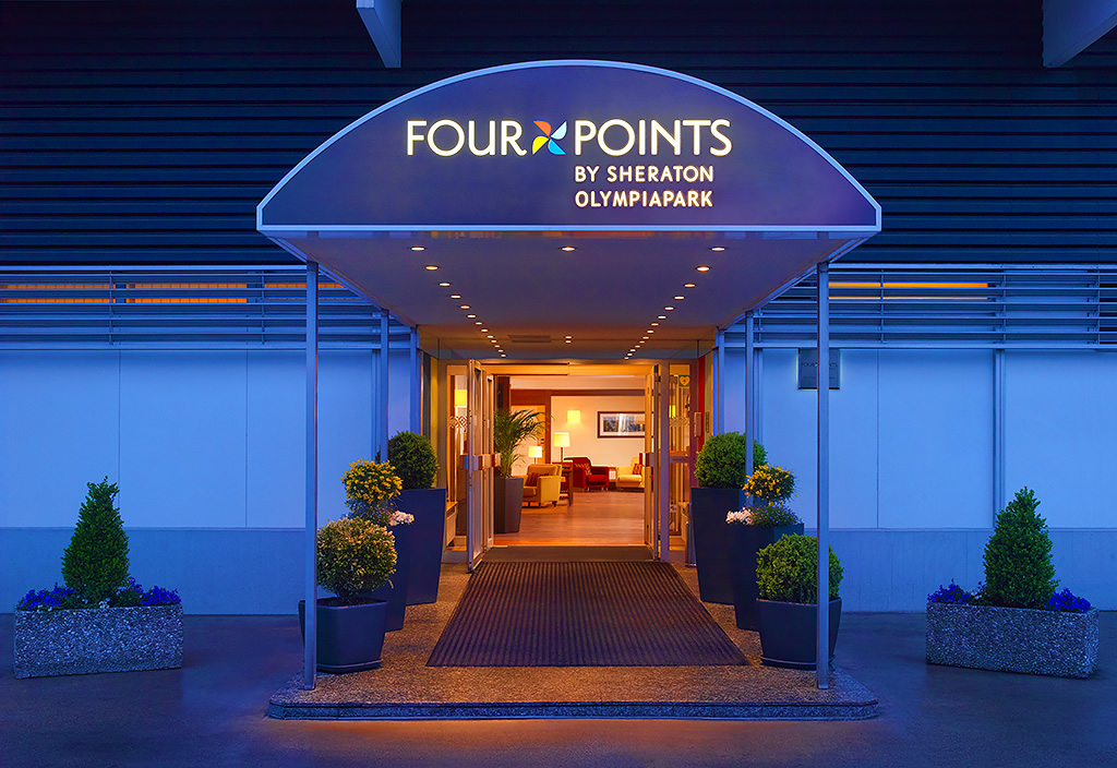 Four Points by Sheraton Munchen Olympiapark
