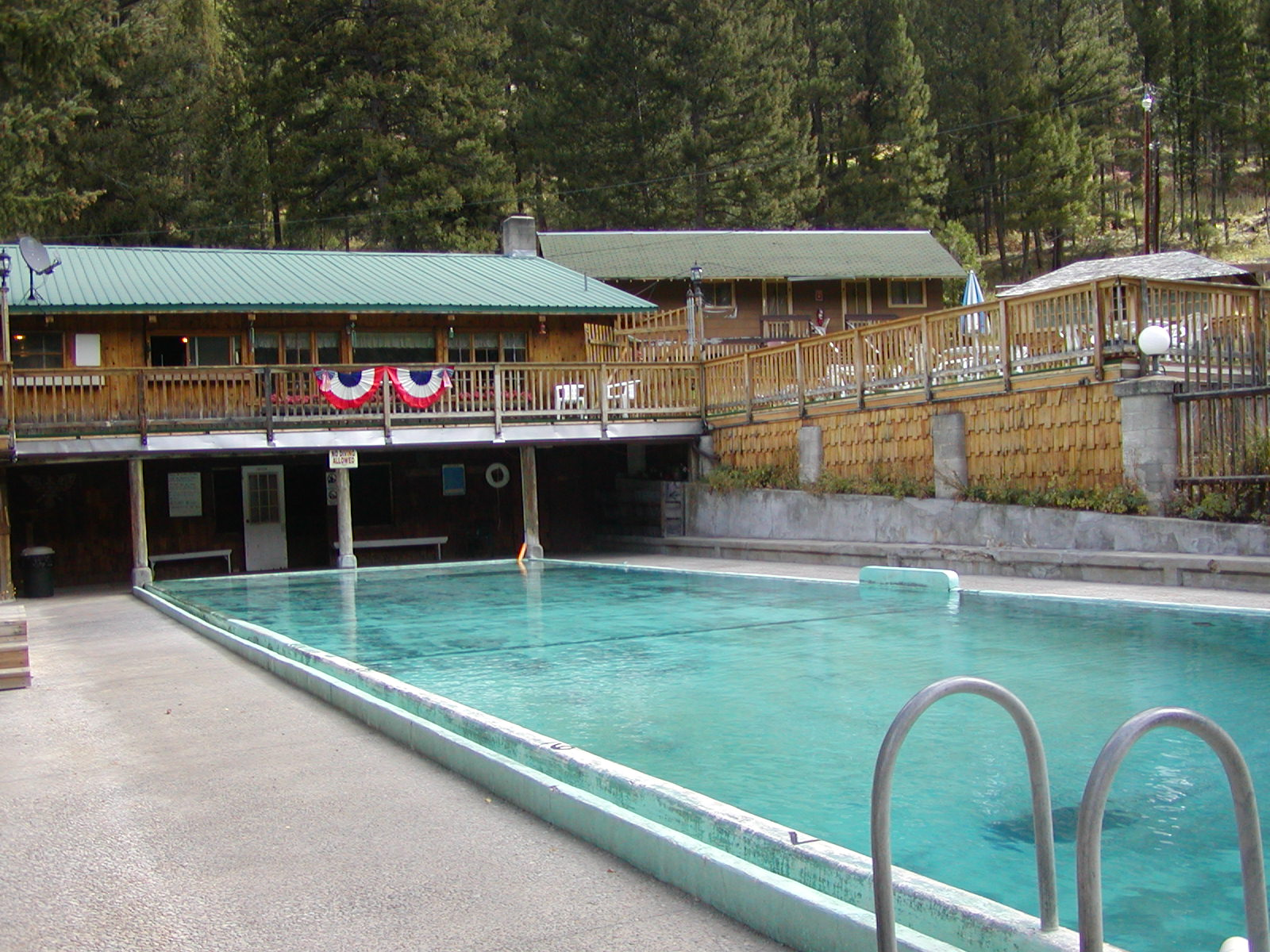 Lost Trail Hot Springs Resort