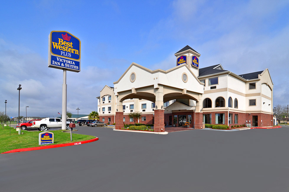 BEST WESTERN PLUS Victoria Inn & Suites
