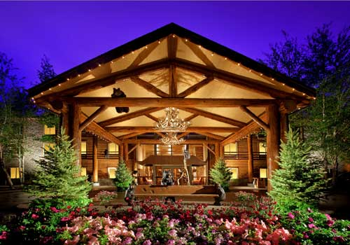 ‪The Lodge at Jackson Hole‬
