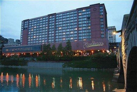 Radisson Hotel Rochester Riverside