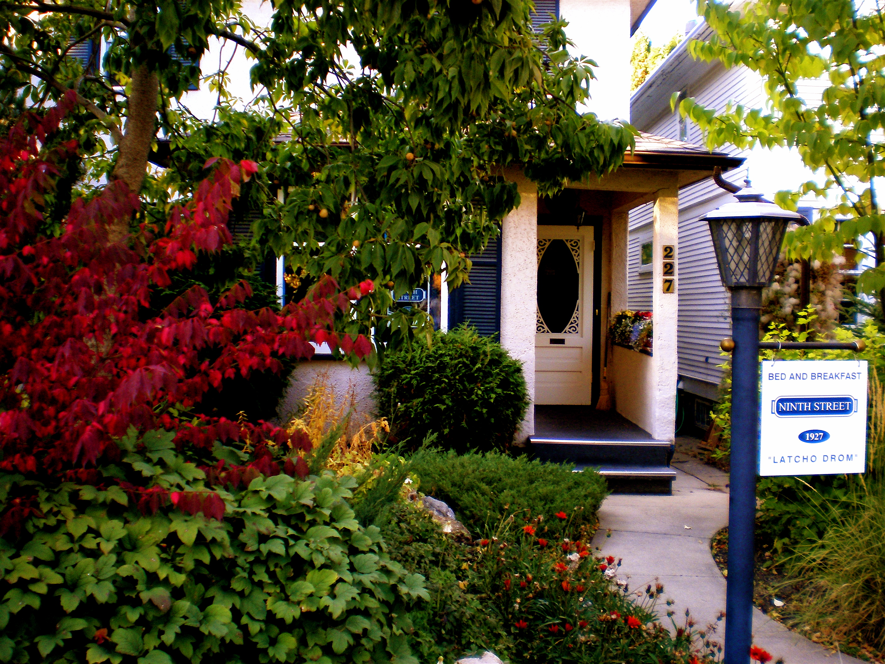 Ninth Street Bed and Breakfast