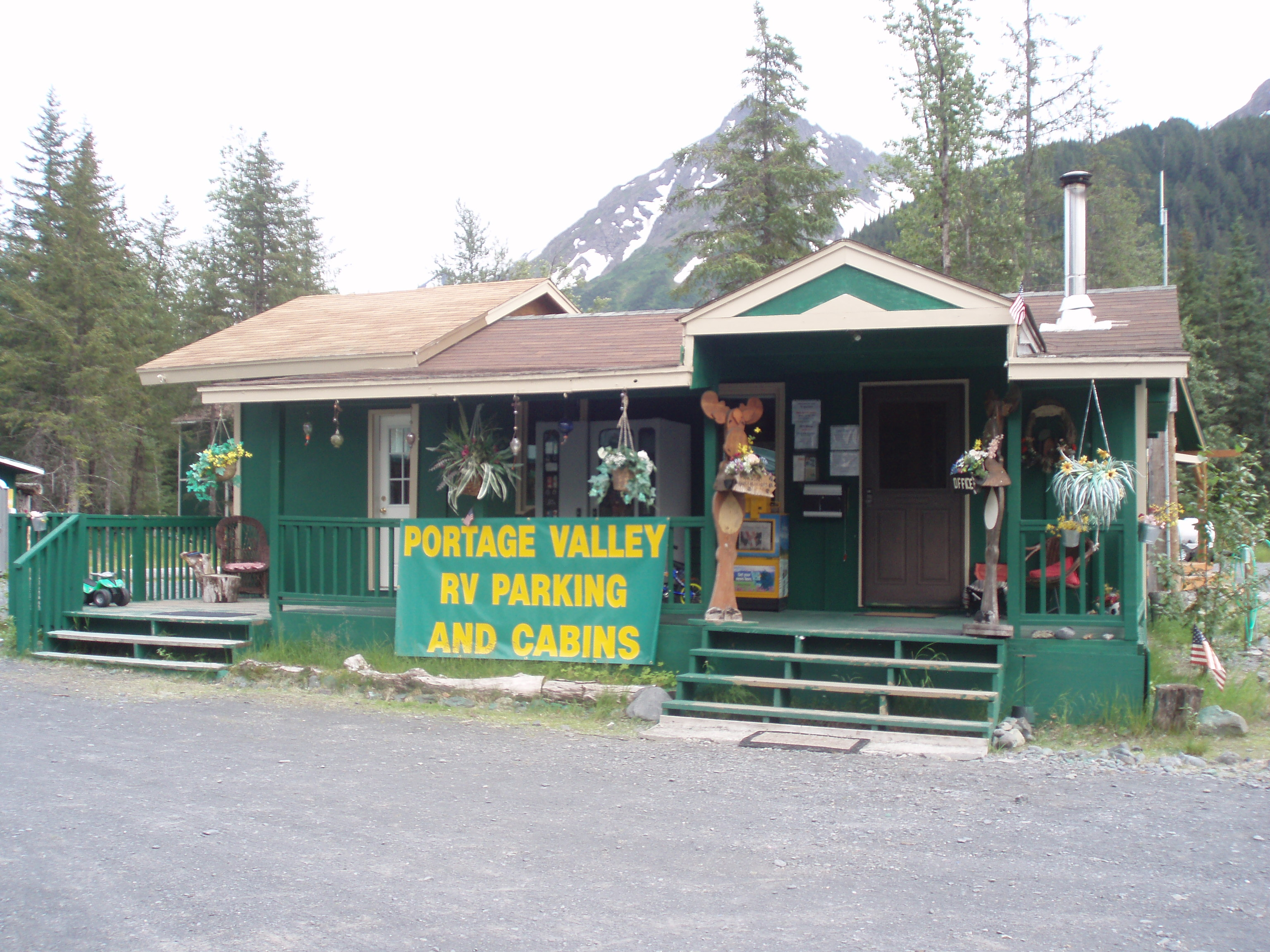 Portage Valley Cabins and RV Park