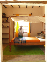 Panela Africana Ibo Bed & Breakfast