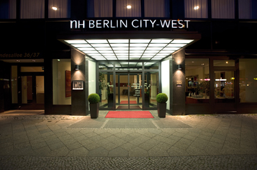 ‪NH Berlin City West‬