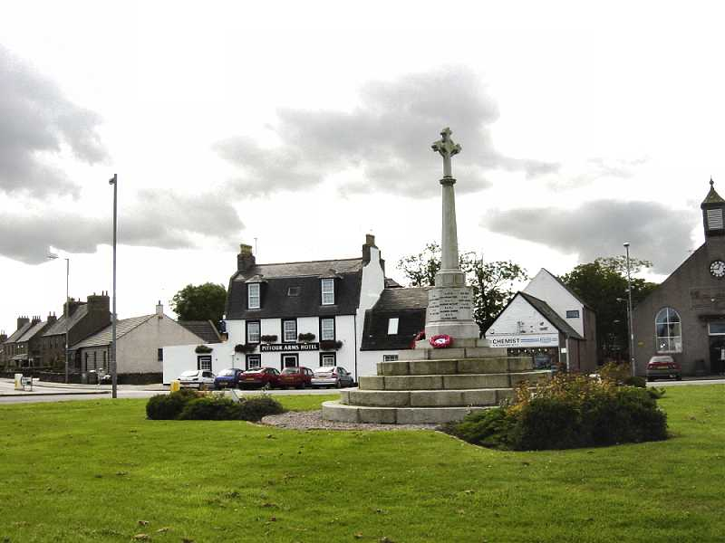 Pitfour Arms Hotel