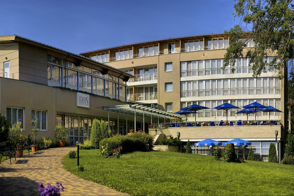 Vertes Conference & Wellness Hotel