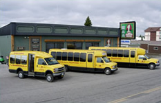 Buffalo Bus Day Tours