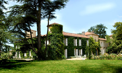 Belle Vie de Chateau en Gascogne