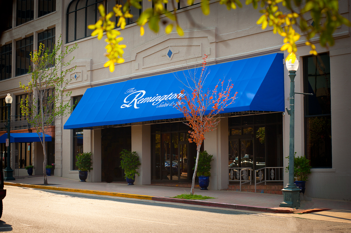 The Remington Suite Hotel and Spa Shreveport