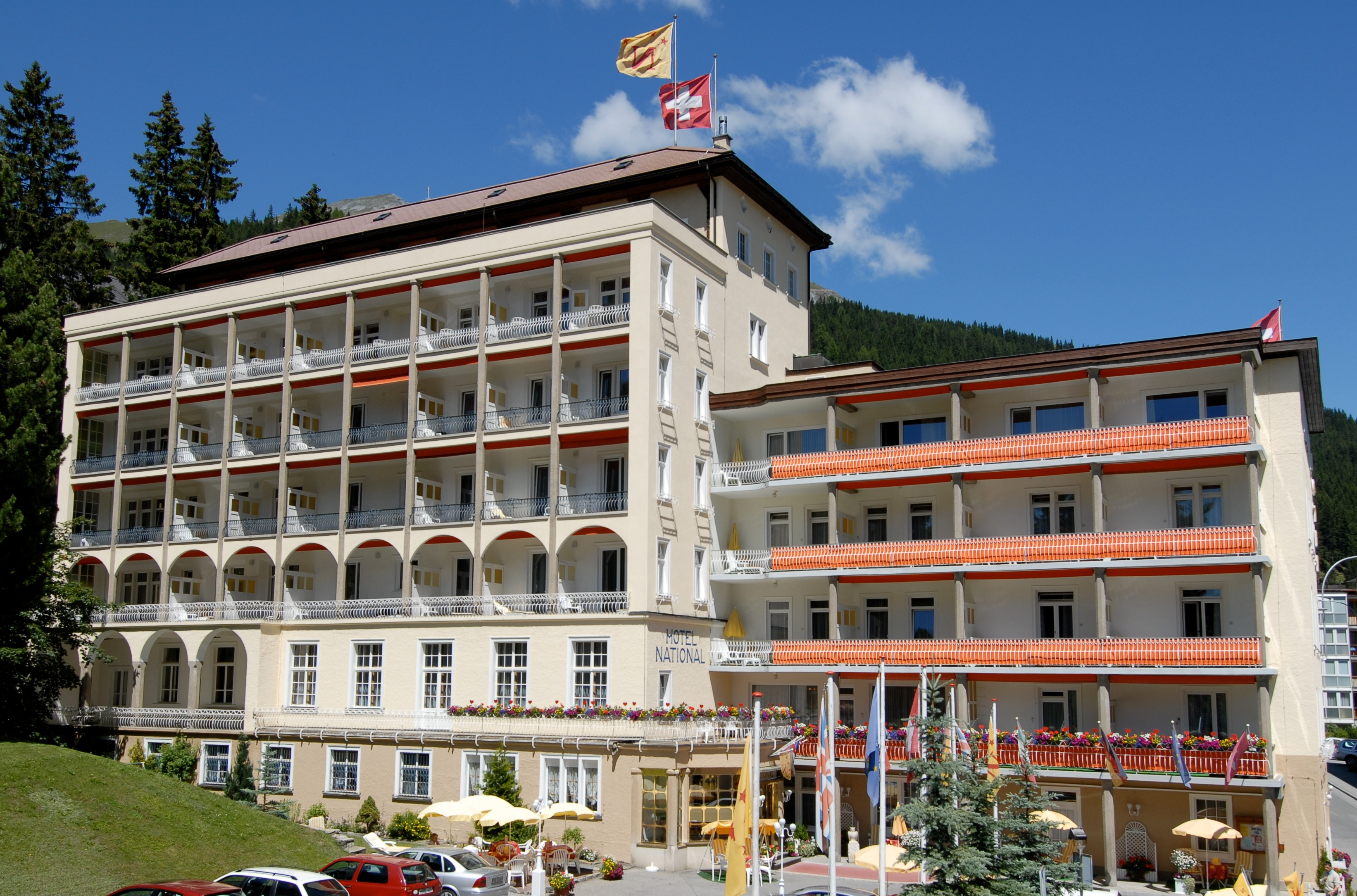 Hotel National Davos