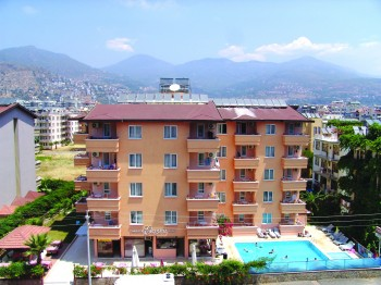Room photo 17 from hotel Marina Apart Hotel Alanya