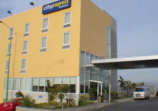 City Express Tuxtla Gutierrez