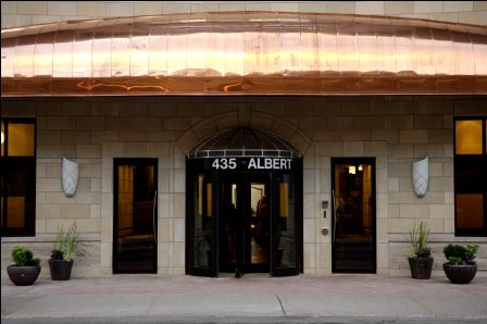 Albert at Bay Suite Hotel
