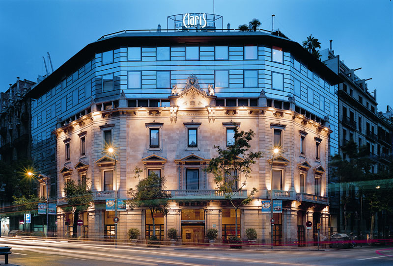 20 off room rate Hotel original barcelone