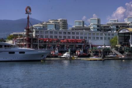 Lonsdale Quay Hotel