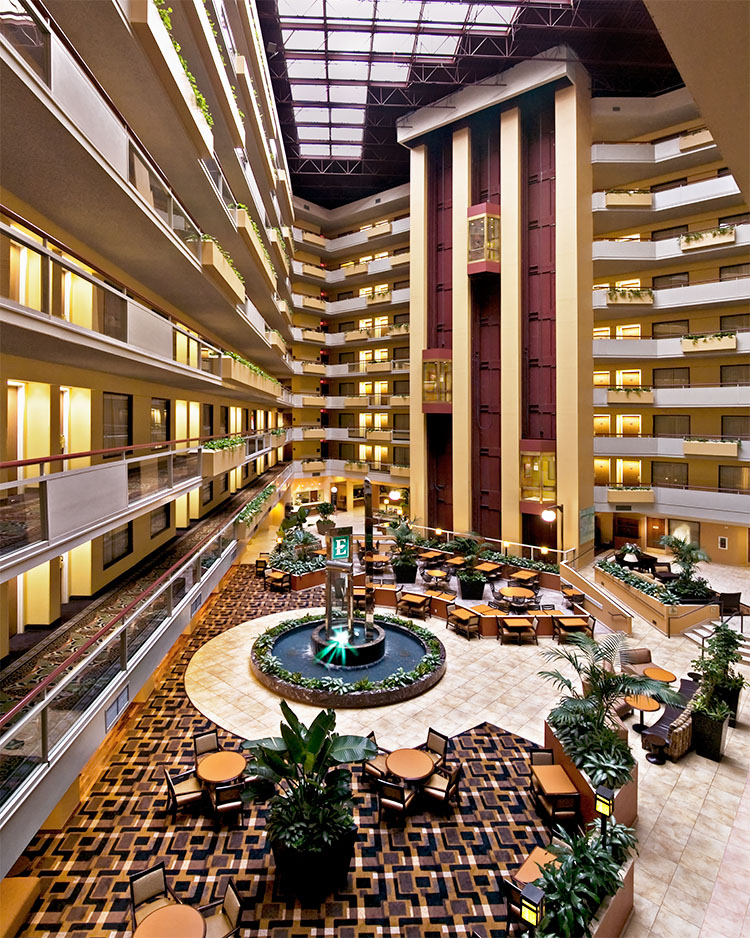 Embassy Suites by Hilton San Antonio - International Airport