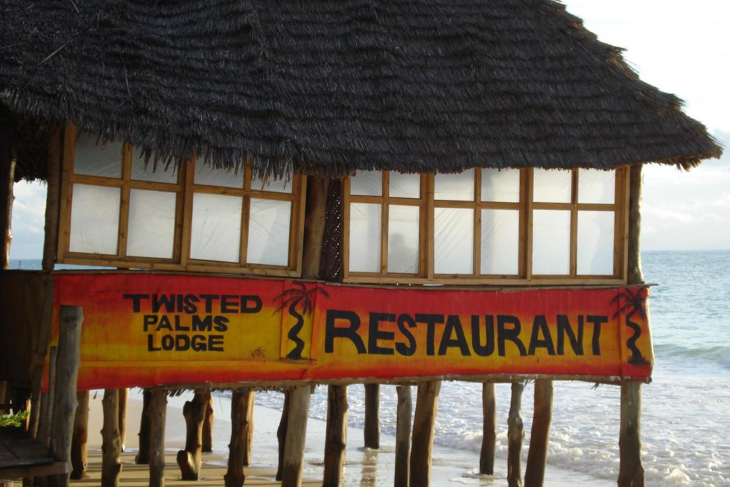 Twisted Palms Lodge & Restaurant