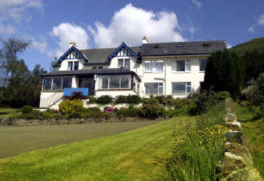 The Lochearnhead Hotel