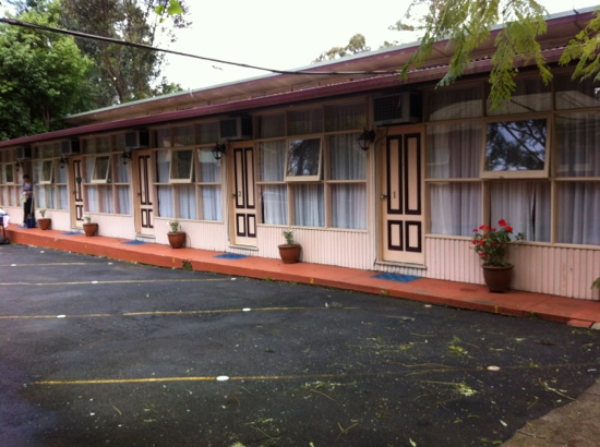 The Riverhaven Motel