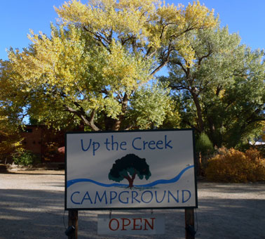 ‪Up the Creek Campground‬