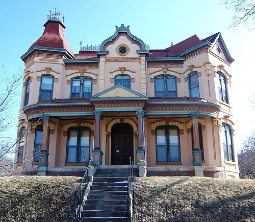 Museum Hill Historic District
