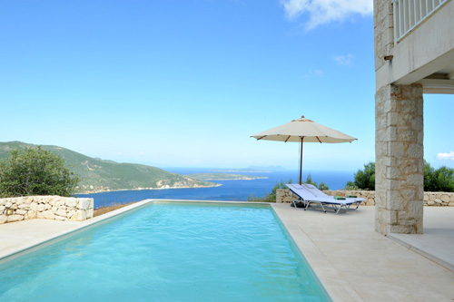 Urania Luxury Villas Lefkada