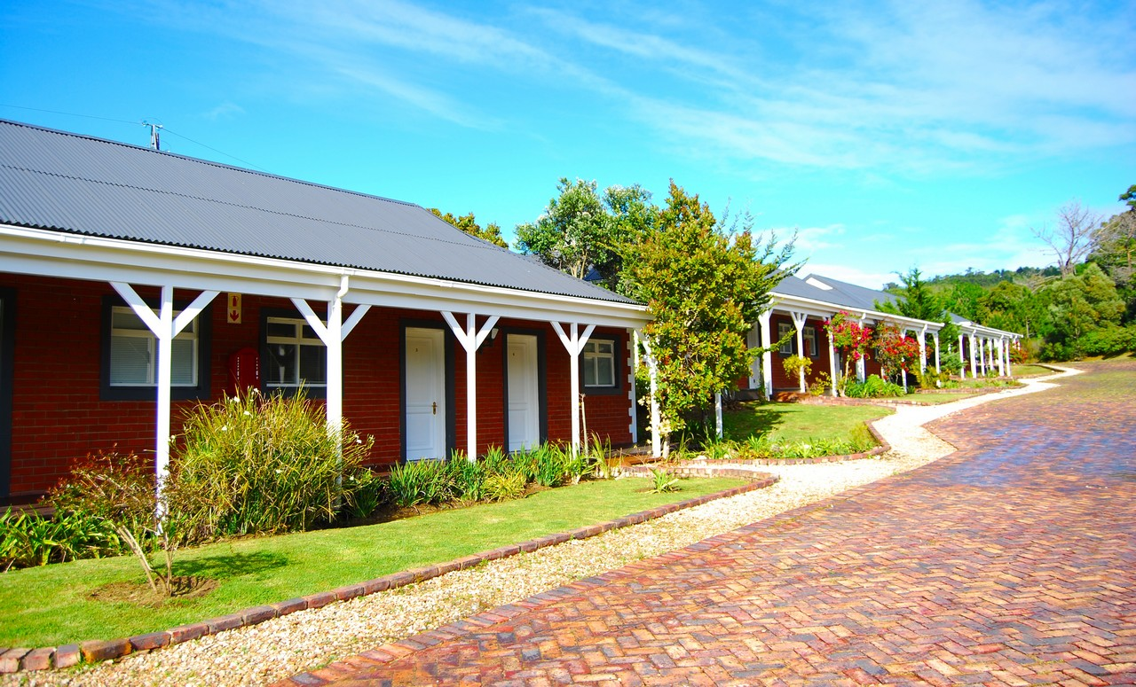 Redbourne Country Lodge
