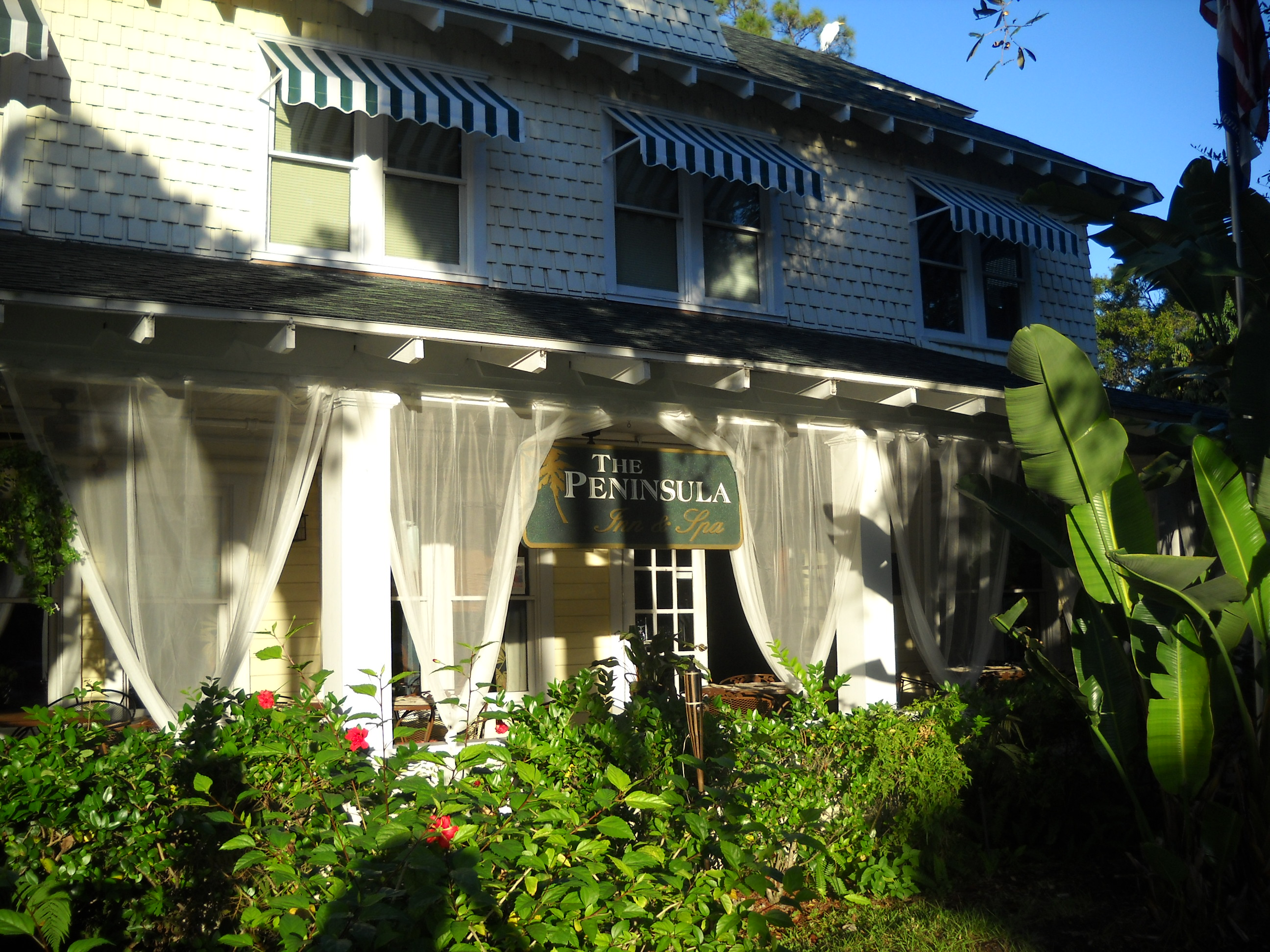 The Historic Peninsula Inn & Spa