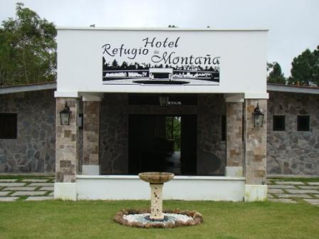 Hotel Refugio de Montana
