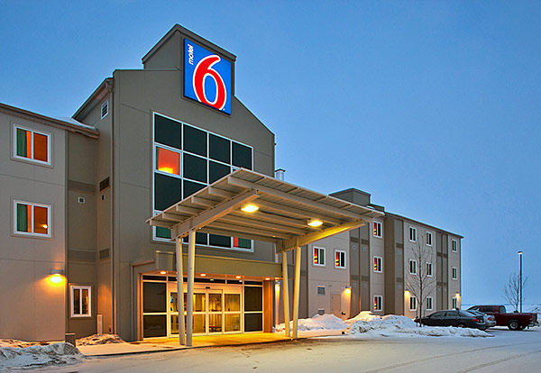 Motel 6 Brandon MB