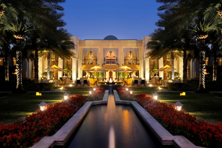 Residence&Spa at One&Only Royal Mirage Dubai