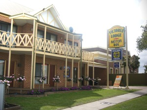 Victoria Lodge Motor Inn