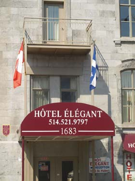 Hotel Elegant