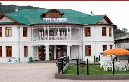 Hotel Malik Palace