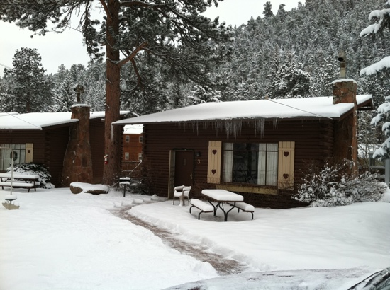 Blackhawk Lodges