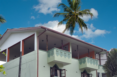 Blue Eyes Inn - Unawatuna