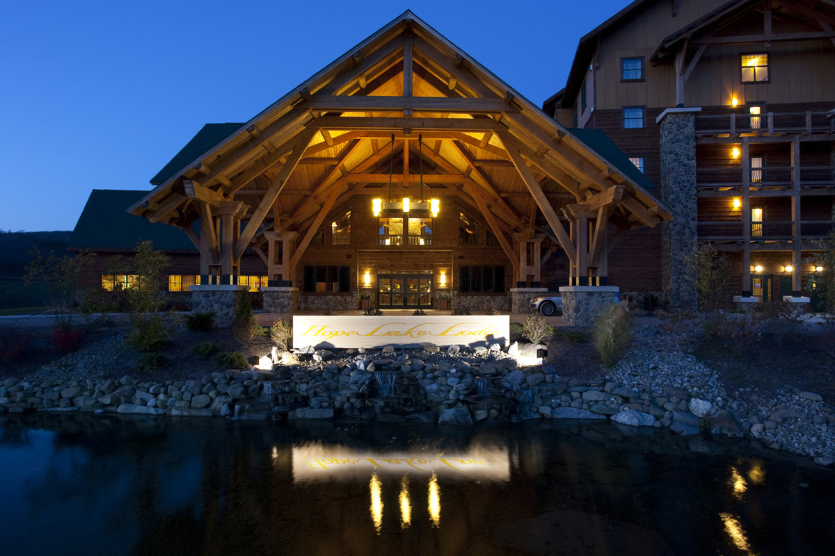 Hope Lake Lodge & Conference Center