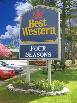 ‪BEST WESTERN Four Seasons‬
