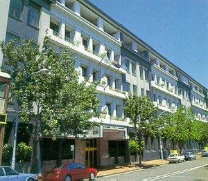 Waldorf Apartments Hotel Woolloomooloo