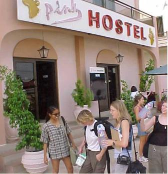 Pink Hostel