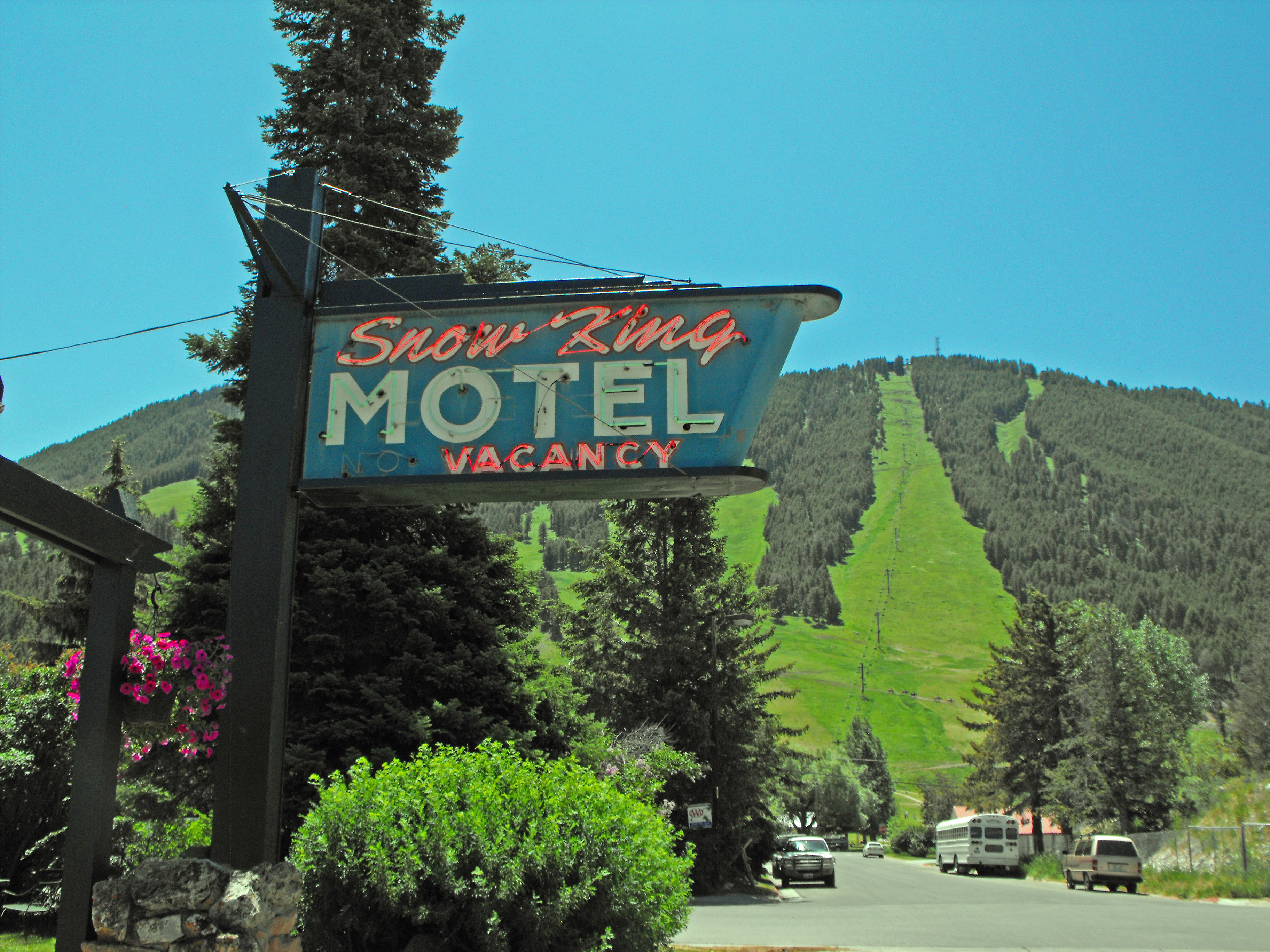 Snow King Motel