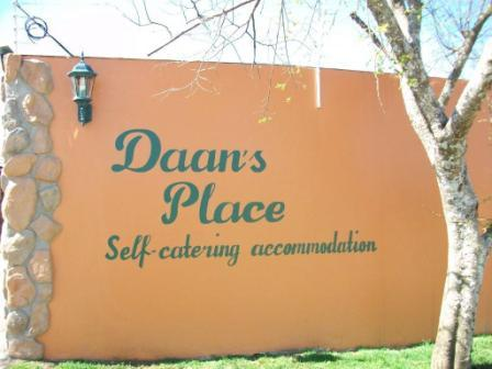 Daan's Place