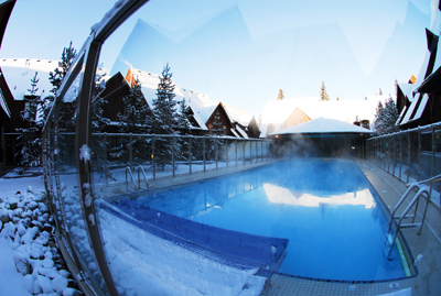 Mystic Springs Chalets & Hot Pools