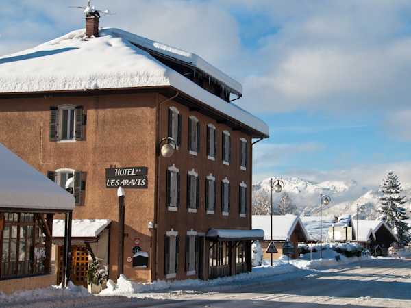 Aravis Lodge
