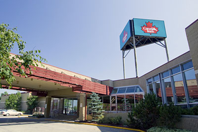 Canad Inns Destination Centre Windsor Park
